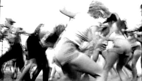 Fights in a Women's Prison