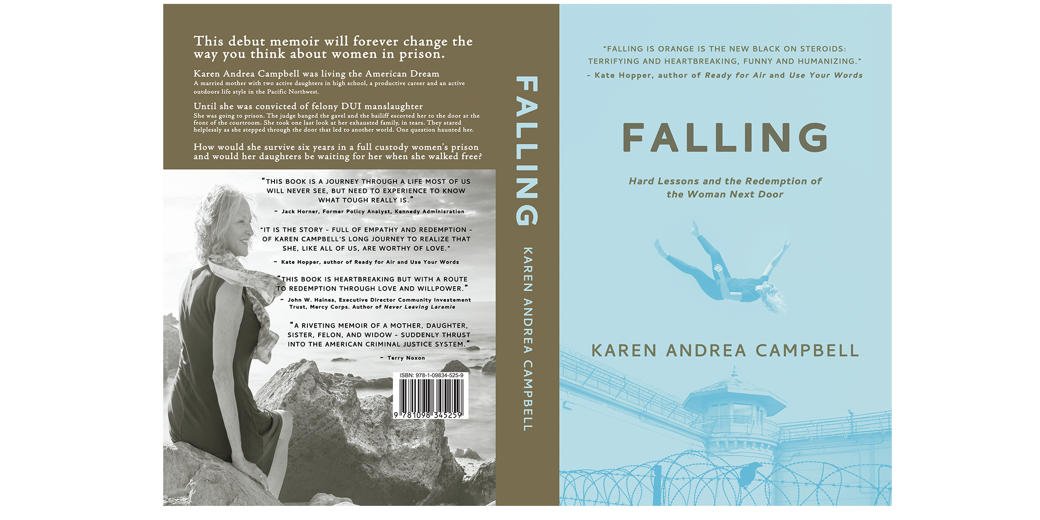 Falling eBook Now Available on Amazon